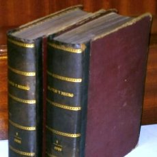 Coleccionismo de Revistas y Periódicos: REVISTAS ENCUADERNADAS EN DOS TOMOS 2T BLANCO Y NEGRO DE 1921 (AÑO COMPLETO). Lote 56989914