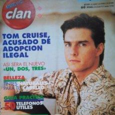 Coleccionismo de Revistas y Periódicos: RECORTE TOM CRUISE. Lote 57026548