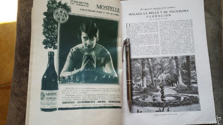 Coleccionismo de Revistas y Periódicos: REVISTA ILUSTRADA. BLANCO Y NEGRO ABRIL 1927. - Foto 2 - 57057481