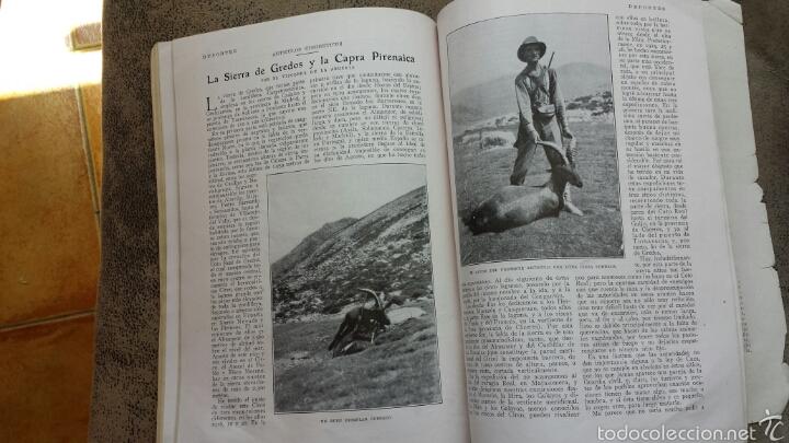 Coleccionismo de Revistas y Periódicos: REVISTA ILUSTRADA. BLANCO Y NEGRO ABRIL 1927. - Foto 3 - 57057481