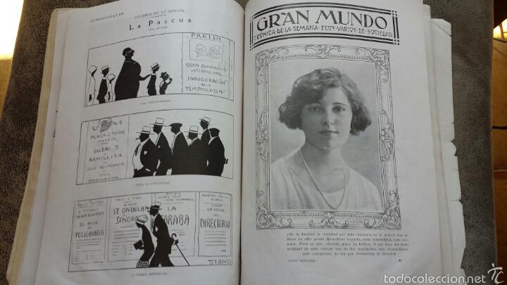 Coleccionismo de Revistas y Periódicos: REVISTA ILUSTRADA. BLANCO Y NEGRO ABRIL 1927. - Foto 4 - 57057481