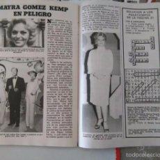 Coleccionismo de Revistas y Periódicos: NUEVO VALE MAYRA GOMEZ KEMP KIKO LEDGARD 1 2 3 UN DOS TRES CARMEN SEVILLA. Lote 235470625