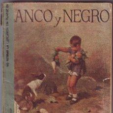Coleccionismo de Revistas y Periódicos: REVISTA BLANCO Y NEGRO 1926. Lote 57090331