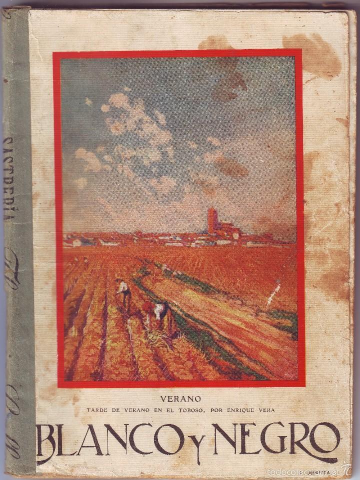 BLANCO Y NEGRO 1927 (Coleccionismo - Revistas y Periódicos Antiguos (hasta 1.939))