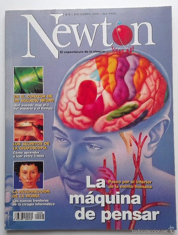 REVISTA NEWTON DIC 1998 (Coleccionismo - Revistas y Periódicos Modernos (a partir de 1.940) - Otros)
