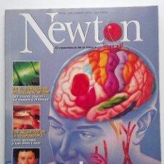 Coleccionismo de Revistas y Periódicos: REVISTA NEWTON DIC 1998. Lote 57126488