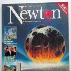 Coleccionismo de Revistas y Periódicos: REVISTA NEWTON Nº 2 JUNIO 1998. Lote 57129576