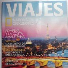 Coleccionismo de Revistas y Periódicos: REVISTA VIAJES NATIONAL GEOGRAPHIC PARIS. Lote 57129907