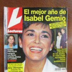 Coleccionismo de Revistas y Periódicos: REV- 7/97 ISABEL GEMIO, TERELU, SILVIA MARSÓ,ROCIO DURCAL,MICHAEL JACKSON,DIANA. Lote 57134885