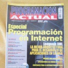 Coleccionismo de Revistas y Periódicos: PROGRAMACION ACTUAL Nº 33. Lote 57138152