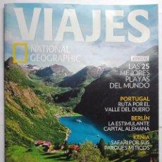 Coleccionismo de Revistas y Periódicos: REVISTA VIAJES NATIONAL GEOGRAPHIC FIORDOS NORUEGOS. Lote 57142632