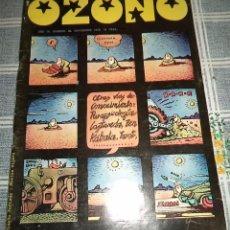 Coleccionismo de Revistas y Periódicos: REVISTA OZONO N.º 38 1978 . Lote 57162976