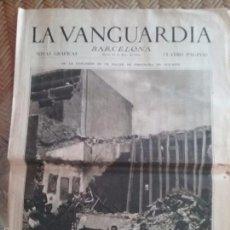 Coleccionismo de Revistas y Periódicos: LA VANGUARDIA. EXPLOSION EN UN TALLER DE PIROTECNIA ALICANTE.. Lote 56960373