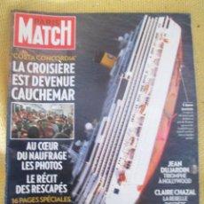 Coleccionismo de Revistas y Periódicos: REVISTA PARÍS MATCH.NUMERO 3270 ENERO 2012. Lote 57187052
