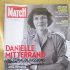 Coleccionismo de Revistas y Periódicos: REVISTA PARÍS MATCH.NUMERO 3262 NOVIEMBRE 2011. Lote 57187652