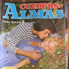 Coleccionismo de Revistas y Periódicos: FOTONOVELA CUERPOS Y ALMAS Nº 27 CORAZÓN DE PIEDRA. Lote 57207521