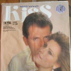 Coleccionismo de Revistas y Periódicos: FOTONOVELA KISS GRAN COLOR Nº 82.ÁMAME, MARGARITA. Lote 57208211