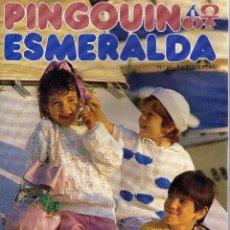 Coleccionismo de Revistas y Periódicos: PINGOUIN ESMERALDA Nº 41 NIÑOS PRIMAVERA-VERANO. Lote 57227616