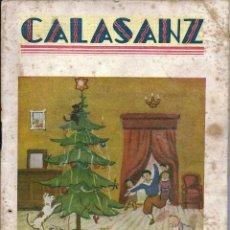 Coleccionismo de Revistas y Periódicos: ANTIGUA REVISTA *CALASANZ*, DICIEMBRE DE 1947.. Lote 57251459