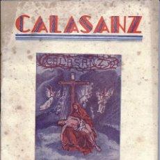 Coleccionismo de Revistas y Periódicos: ANTIGUA REVISTA *CALASANZ*, MARZO DE 1948. Nº 33.. Lote 57251669