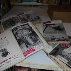 Coleccionismo de Revistas y Periódicos: (M) FIGUERAS - REVISTA CANIGÓ - 4 VOLUMENES 1956,1957,1958 ,1959 . REVISTA LITERARIA -CULTURAL- . Lote 57259548