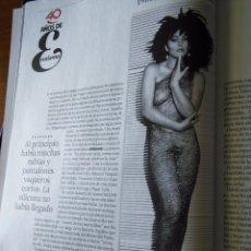Coleccionismo de Revistas y Periódicos: RECORTE PIN UP SEXY NUDE DESNUDA NORMA DUVAL. Lote 57271046