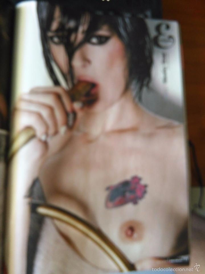 RECORTE PIN UP SEXY NUDE DESNUDA BIMBA BOSE (Coleccionismo - Revistas y Periódicos Modernos (a partir de 1.940) - Otros)
