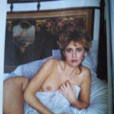 Coleccionismo de Revistas y Periódicos: RECORTE PIN UP SEXY NUDE DESNUDA ALESSANDRA MUSSOLINI. Lote 57271221