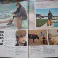 Coleccionismo de Revistas y Periódicos: RECORTE PALOMO LINARES. Lote 57274090