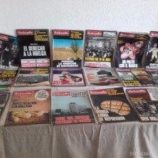 Coleccionismo de Revistas y Periódicos: MAGNIFICO LOTE DE REVISTAS TRIUNFO DEL ANO 1975- LOTE DE 18 REVISTAS-. Lote 57328274