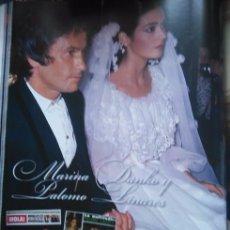 Coleccionismo de Revistas y Periódicos: RECORTE MARINA DANKO PALOMO LINARES. Lote 57355126