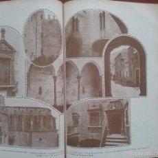 Coleccionismo de Revistas y Periódicos: REVISTA 1920.TORROELLA DE MONTGRI / AERONÁUTICA ANY 1920. Lote 57380170