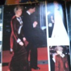 Coleccionismo de Revistas y Periódicos: RECORTE LADY DI DIANA DE GALES. Lote 288979453