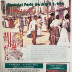 Coleccionismo de Revistas y Periódicos: FERIA DE ABRIL 1994. Lote 57464577