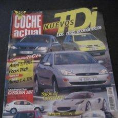 Coleccionismo de Revistas y Periódicos: REVISTA COCHE ACTUAL MARZO 2000. Lote 57471464