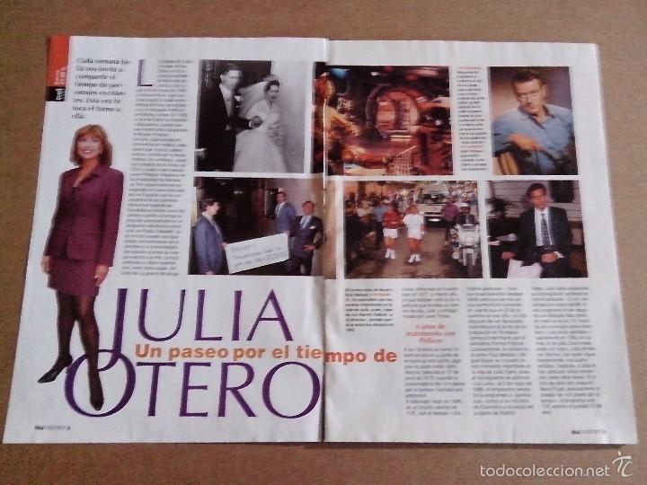 Coleccionismo de Revistas y Periódicos: REVISTA TELEINDISCRETA Nº 540 EN MUY BUEN ESTADO TELE INDISCRETA - Foto 3 - 57544916