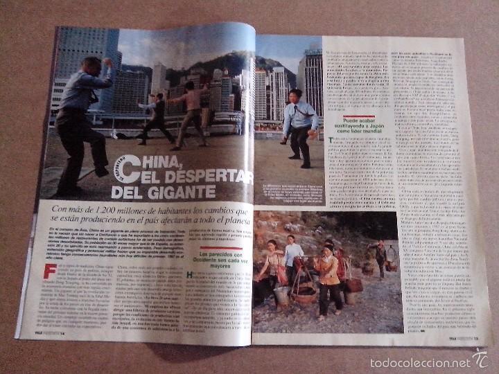 Coleccionismo de Revistas y Periódicos: REVISTA TELEINDISCRETA Nº 533 EN BUEN ESTADO TELE INDISCRETA - Foto 3 - 57544980