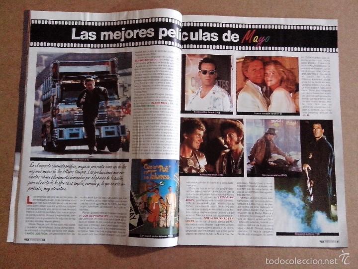 Coleccionismo de Revistas y Periódicos: REVISTA TELEINDISCRETA Nº 533 EN BUEN ESTADO TELE INDISCRETA - Foto 4 - 57544980