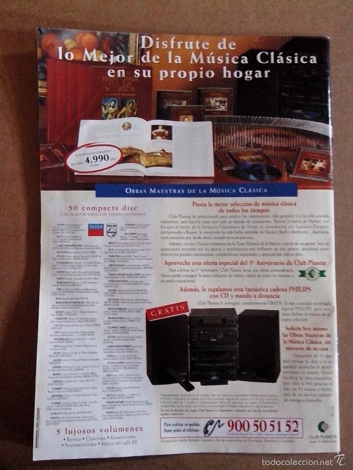 Coleccionismo de Revistas y Periódicos: REVISTA TELEINDISCRETA Nº 529 BUEN ESTADO TELE INDISCRETA - Foto 5 - 57545018