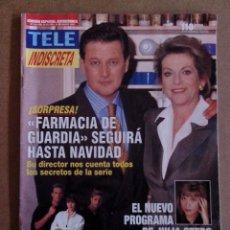 Coleccionismo de Revistas y Periódicos: REVISTA TELEINDISCRETA Nº 528 BUEN ESTADO TELE INDISCRETA. Lote 57545083