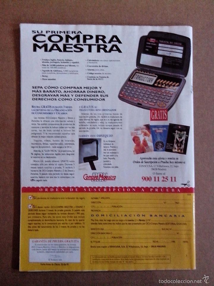 Coleccionismo de Revistas y Periódicos: REVISTA TELEINDISCRETA Nº 528 BUEN ESTADO TELE INDISCRETA - Foto 6 - 57545083