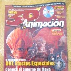 Coleccionismo de Revistas y Periódicos: 3D Y ANIMACION Nº 5. Lote 57545171