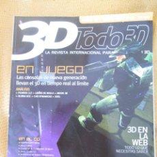 Coleccionismo de Revistas y Periódicos: 3D TODO 3D Nº 12. Lote 57546640