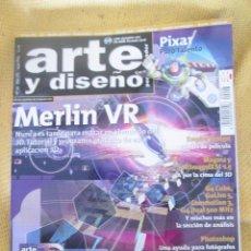 Coleccionismo de Revistas y Periódicos: ARTE Y DISEÑO Nº 16. Lote 57579261