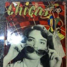 Coleccionismo de Revistas y Periódicos: ANTIGUA REVISTA CHICAS - LA REVISTA DE LOS 17 AÑOS - CHICAS 2ª EPOCA - NUMERO . Lote 57592308