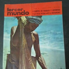 Coleccionismo de Revistas y Periódicos: REVISTA TERCER MUNDO JUNIO 1970. Lote 57611019