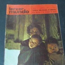 Coleccionismo de Revistas y Periódicos: REVISTA TERCER MUNO MARZO 1970. Lote 57611026