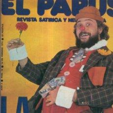 Coleccionismo de Revistas y Periódicos: EL PAPUS. REVISTA DE HUMOR NMERO 018. LA MODA. Lote 55642915