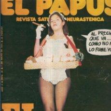 Coleccionismo de Revistas y Periódicos: EL PAPUS. REVISTA DE HUMOR NMERO 030. EL TABACO. Lote 55642916
