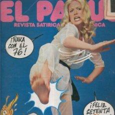 Coleccionismo de Revistas y Periódicos: EL PAPUS. REVISTA DE HUMOR NMERO 138. . Lote 55642930